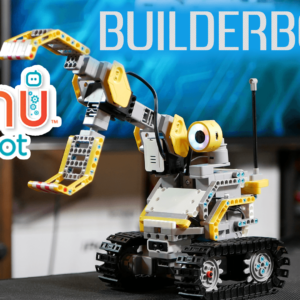 JIMU Builderbots Kit by UBTECH – STEM – Smart robots review