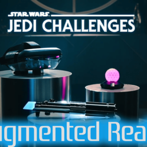 StarWars Jedi Challenges Lenovo Smart Robots Review